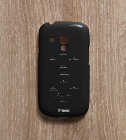 Nürnberg 2007 - Smartphonehülle - 11FREUNDE SHOP