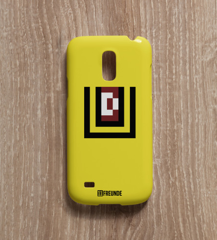Pixel-Wappen: Dresden - Smartphonehülle - 11FREUNDE SHOP