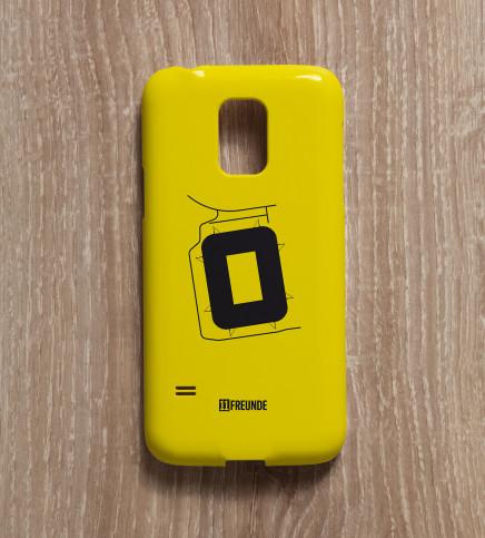 Pikto: Dortmund - Smartphonehülle - 11FREUNDE SHOP