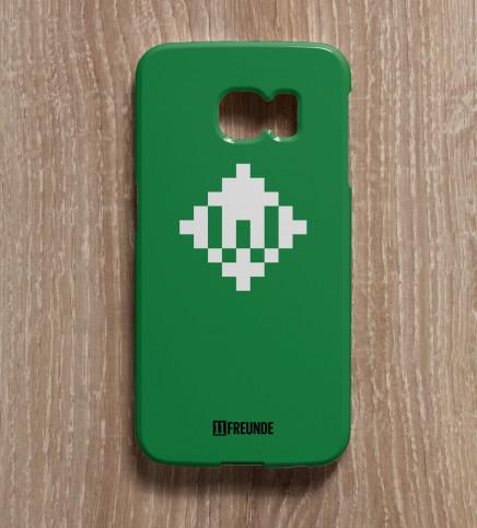 Pixel-Wappen: Bremen - Smartphonehülle - 11FREUNDE SHOP