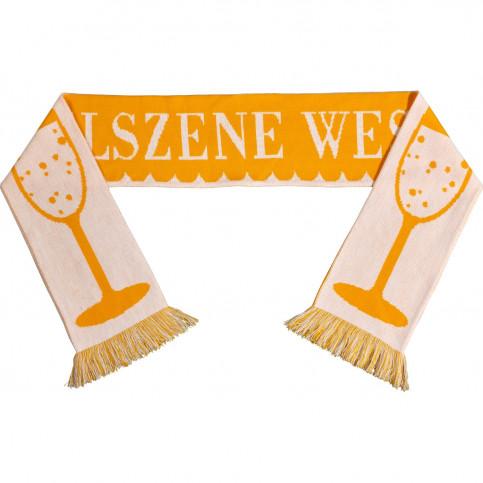 FC Weißgold Sylt Fanschal I: Schnöselszene Westerland