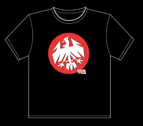 T-Shirt Adler Videopodcast