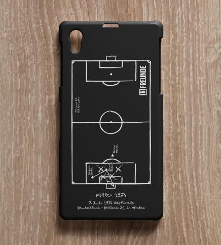 Müller 1974 - Smartphonehülle - 11FREUNDE SHOP