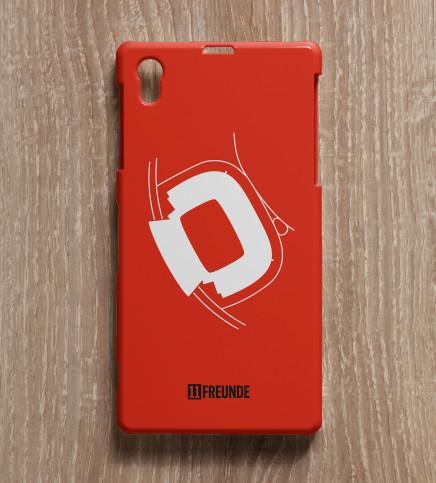 Pikto: Atlético- Smartphonehülle - 11FREUNDE SHOP