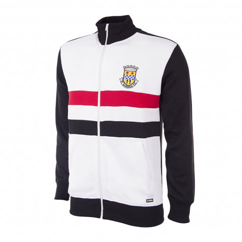 St. Mirren 1988 - 89 Retro Football Jacket