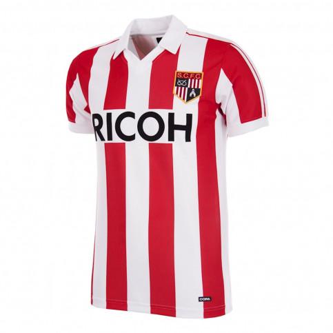 Stoke City FC 1981 - 83 Retro Football Shirt