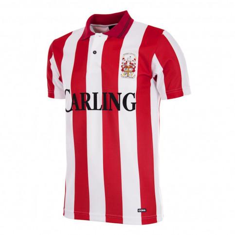 Stoke City FC 1993 - 94 Retro Football Shirt