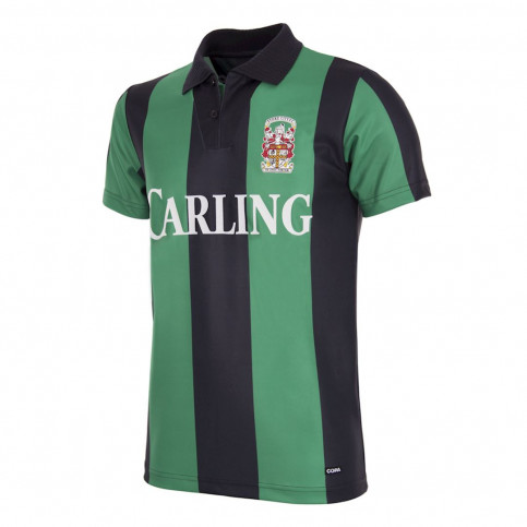 Stoke City FC 1994 - 95 Away Retro Football Shirt