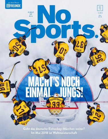 NoSports Ausgabe #10 - Heft bestellen - 11FREUNDE SHOP