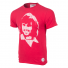 George Best Repeat Logo T-Shirt (red)