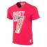 George Best Miss World V-Neck T-Shirt