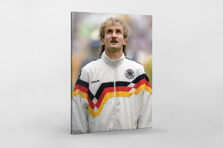 Rudi »Nazionale« Völler WM 1990 - 11FREUNDE BILDERWELT