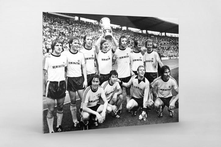 Frankfurter Pokaljubel - Eintracht Frankfurt - 11FREUNDE BILDERWELT