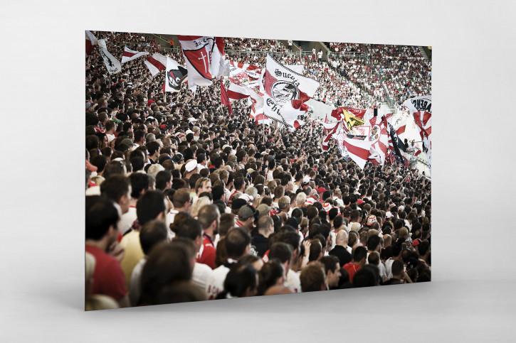Fankurve VfB Stuttgart - 11FREUNDE BILDERWELT
