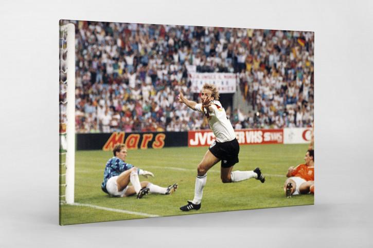 Klinsmann gegen Holland (1) - 11FREUNDE BILDERWELT