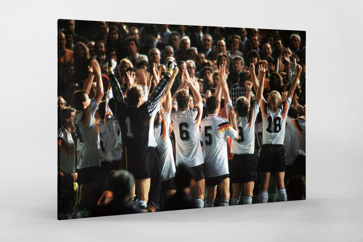 WM Jubel Weltmeister 1990 Deutschland - 11FREUNDE BILDERWELT