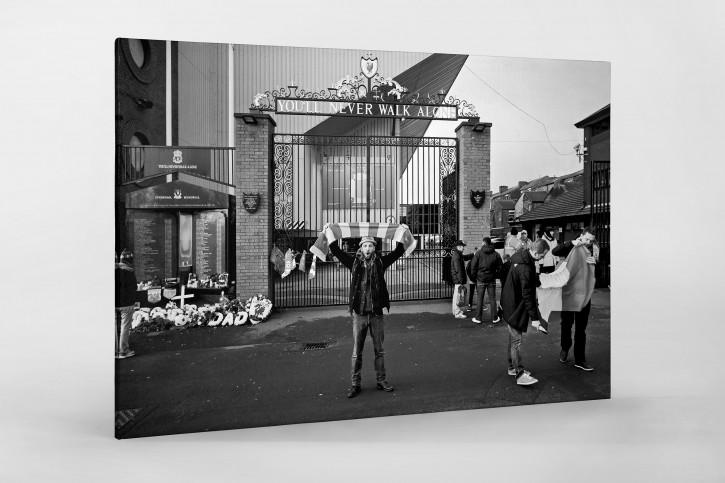 Vor den Toren Anfields - Robert Strehler - 11FREUNDE BILDERWELT