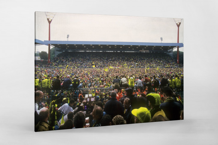 BVB Meisterjubel 1995 - Borussia Dortmund - 11FREUNDE BILDERWELT