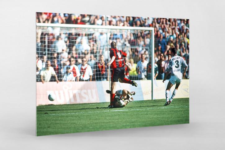 Übersteiger zum Klassenerhalt - Eintracht Frankfurt - 11FREUNDE BILDERWELT