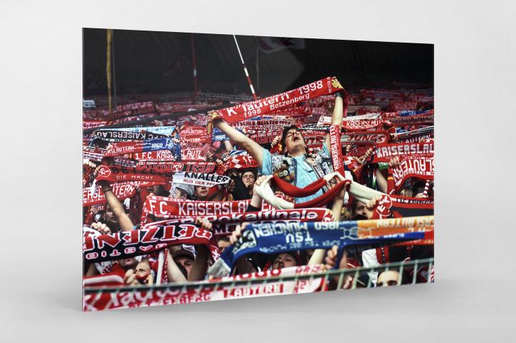 Kaiserslautern Fans 1998 - 1. FC Kaiserslautern - 11FREUNDE BILDERWELT