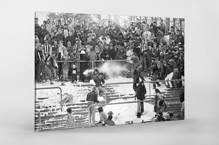 Frankfurter Schneeballschlacht - Eintracht Frankfurt - 11FREUNDE BILDERWELT