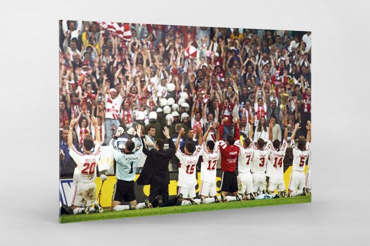 Stuttgarter Pokaljubel - VfB Stuttgart - 11FREUNDE BILDERWELT