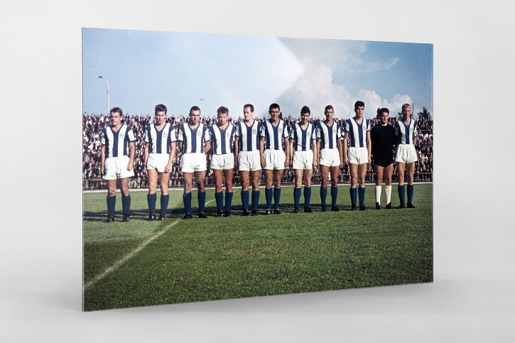 Bielefeld 1964 - Mannschaftsfoto - 11FREUNDE BILDERWELT