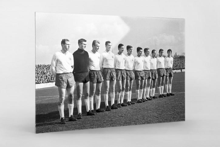Oberhausen 1967 - Mannschaftsfoto - 11FREUNDE BILDERWELT