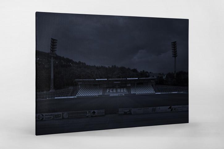 11FREUNDE SHOP Fußball Wandbild - Erzgebirgsstadion