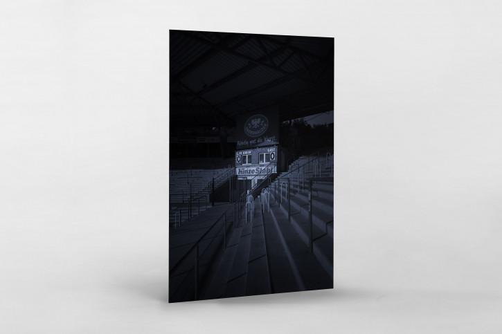 11FREUNDE SHOP Fußball Foto Wandbild - Stadien bei Nacht - Alte Försterei (2)