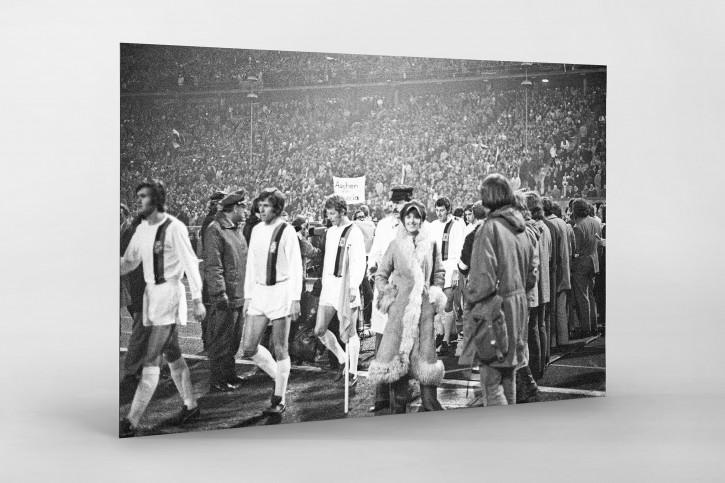 Mönchengladbach 1971 - 11FREUNDE SHOP - Fußball Foto Wandbilder