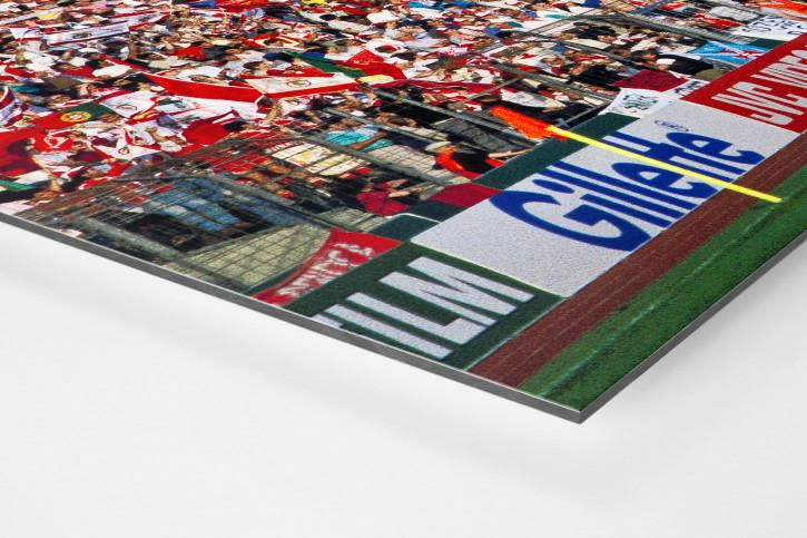 PSV vs. Benfica im Neckarstadion - Fußball Foto Wandbild - 11FREUNDE SHOP