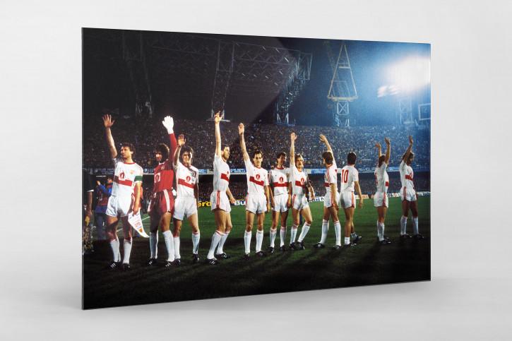 Stuttgart in Neapel - Fußball Wandbild - 11FREUNDE SHOP