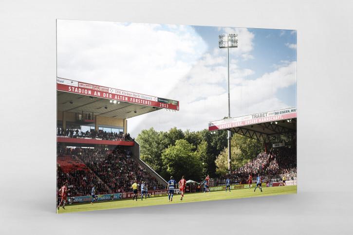 Alte Försterei Spielfeld und Tribünen - 11FREUNDE SHOP - Fußball Foto Wandbild