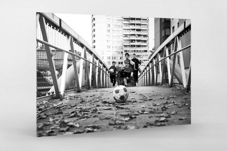 Holt euch den Ball - Tim Kramer - 11FREUNDE SHOP Fußball Foto Wandbild