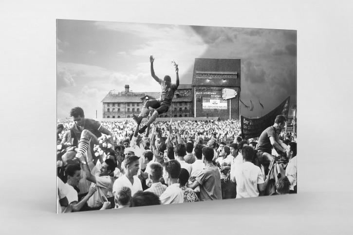 Pionier in Neubrandenburg - Fußball Wandbild - 11FREUNDE SHOP