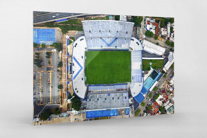 Vogelperspektive Estadio Jose Amalftani - Stadion Wandbild - 11FREUNDE SHOP