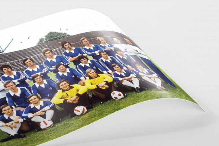 Magdeburg in den Siebzigern Mannschaftsfoto - 11FREUNDE BILDERWELT