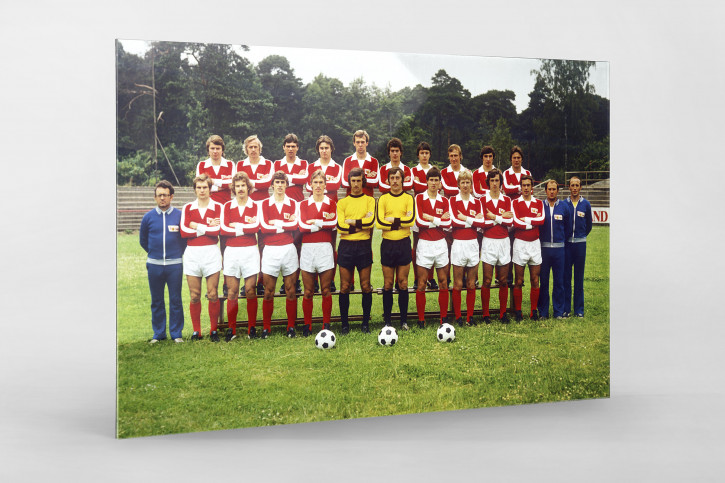 Union 1977/78 - 11FREUNDE BILDERWELT