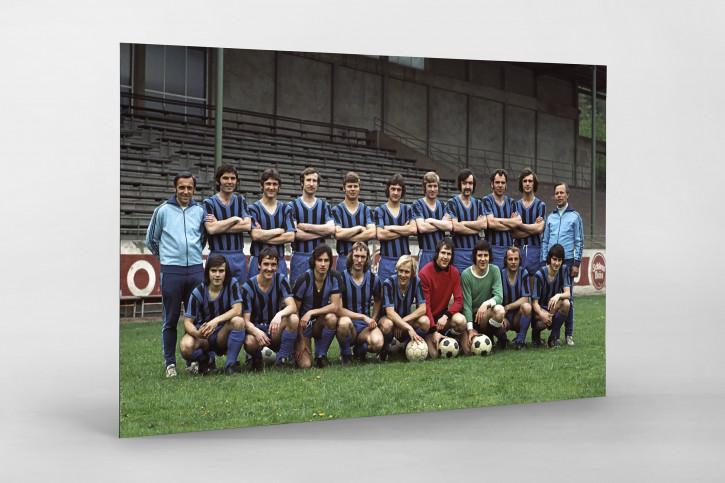 Saarbrücken 1973/74 - 11FREUNBDE BILDERWELT