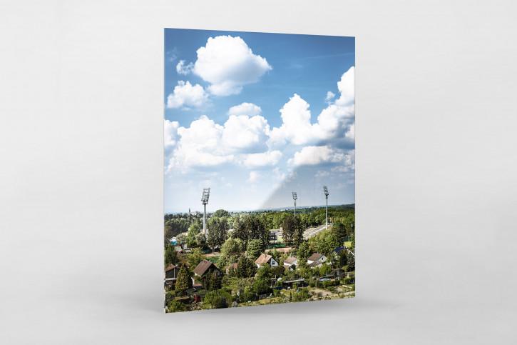 Darmstadt - Stadt und Stadion (hoch)