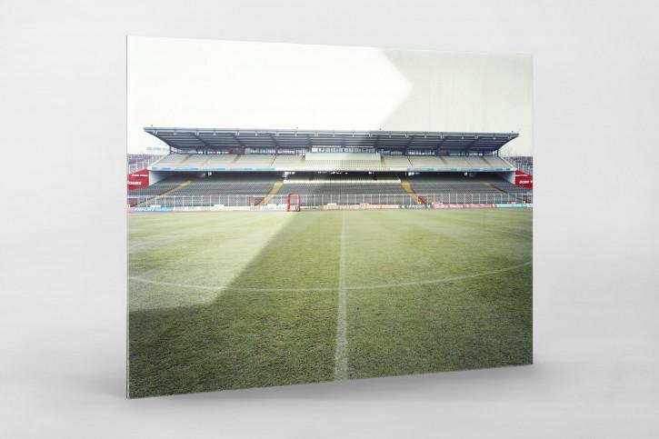 Witness of Glory Times: Hamburg (1) - Markus Wendler - Stadion Foto als Wandbild