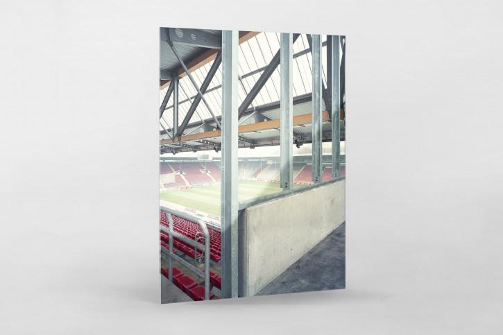 Witness of Glory Times: Kaiserslautern - Markus Wendler - Stadion Foto als Wandbild