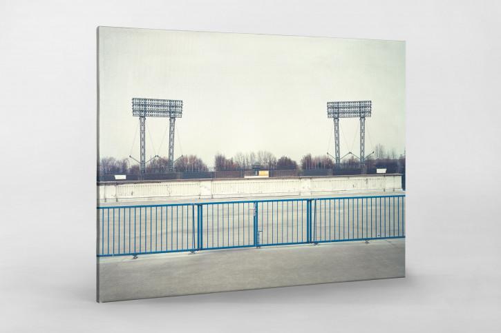 Witness of Glory Times: Leipzig (2) - Markus Wendler - Stadion Foto als Wandbild