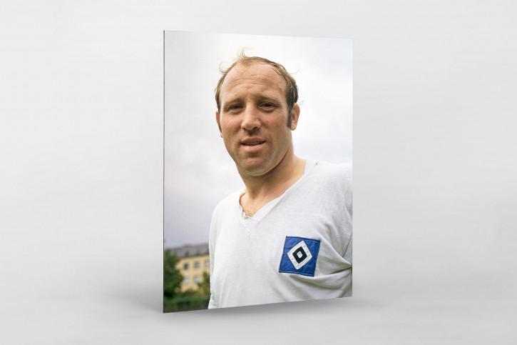 Porträt Uwe Seeler - 11FREUNDE BILDERWELT