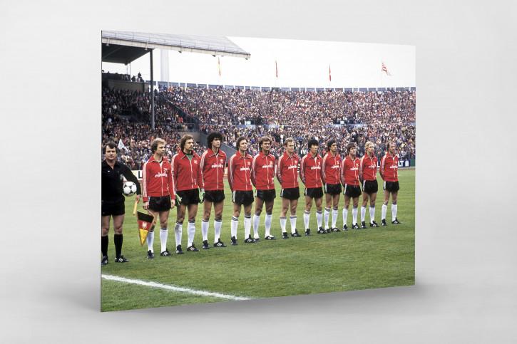 Frankfurt im Pokalfinale 1981 - 11FREUNDE BILDERWELT