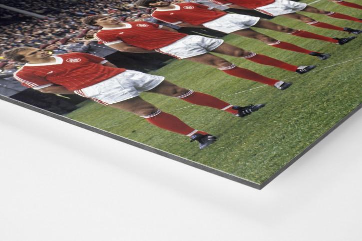 Kaiserslautern im Pokalfinale 1981 - 11FREUNDE BILDERWELT