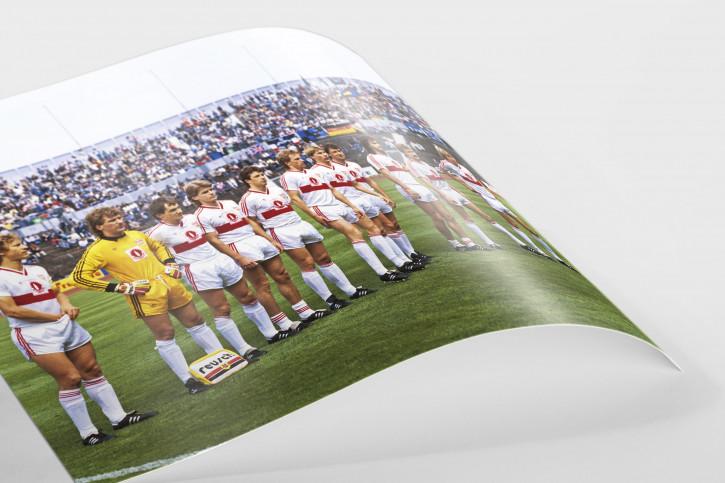 Stuttgart 1988 - 11FREUNDE BILDERWELT