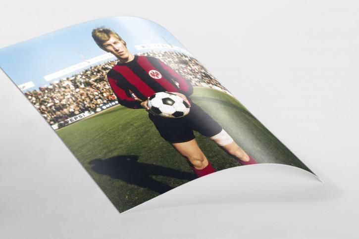 Jürgen Grabowski - Eintracht Frankfurt - 11FREUNDE BILDERWELT