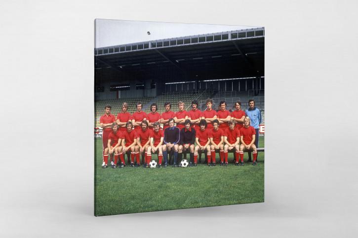 1. FC Kaiserslautern Mannschaftsfoto 1973/74 - 11FREUNDE BILDERWELT